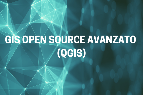 GIS Open Source Avanzato (QGIS)
