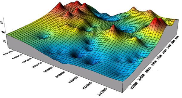 Geostatistica Render